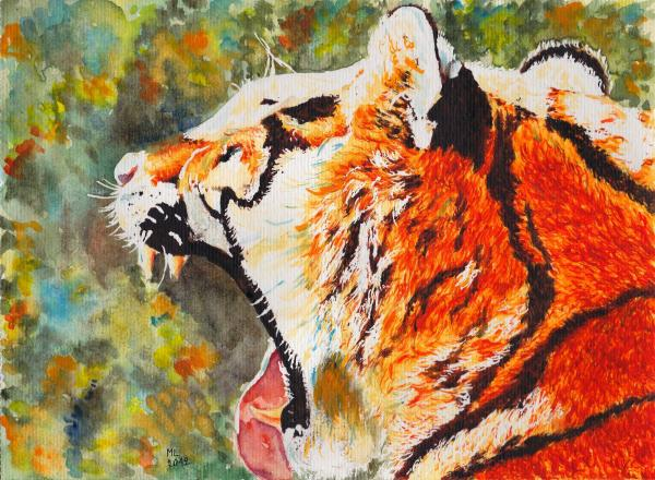 Shere Khan by manny